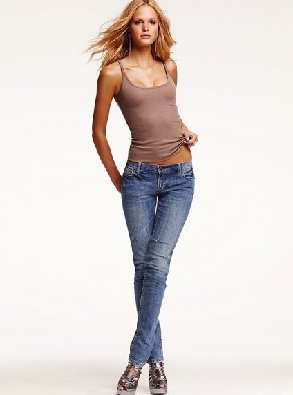Джинсы London Jean's Victoria's Secret, размер 0