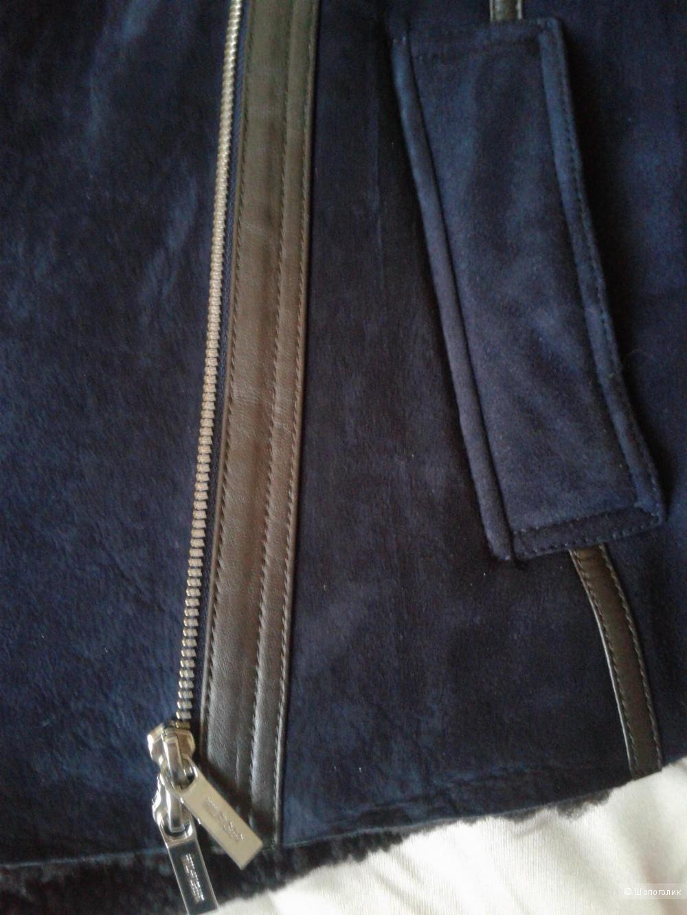 Дубленка косуха Tommy Hilfiger размер м