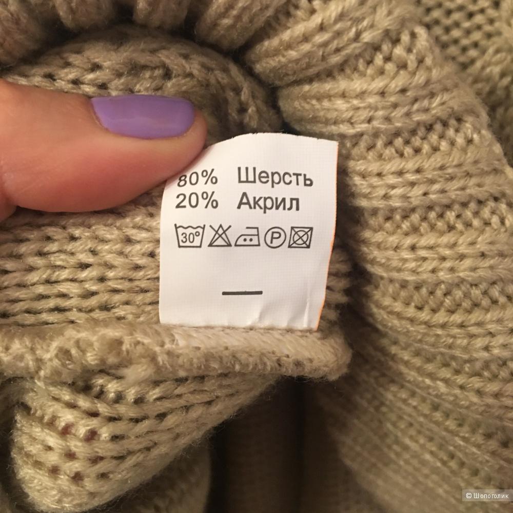 Костюм вязаный Зыбучий песок, one size
