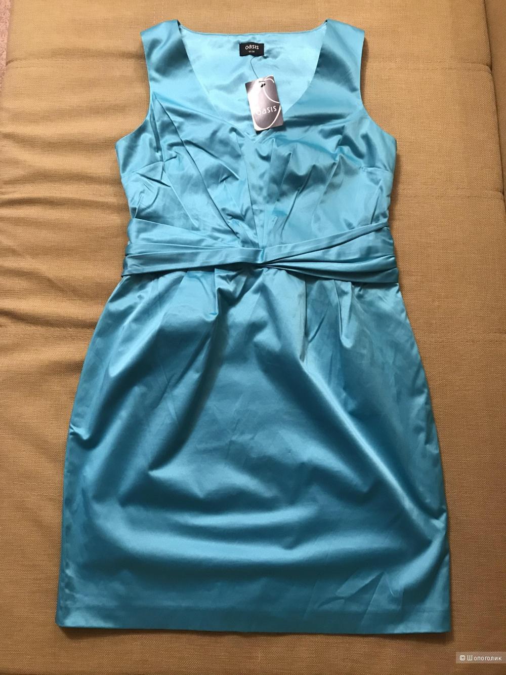 Платье от Oasis размер 12uk