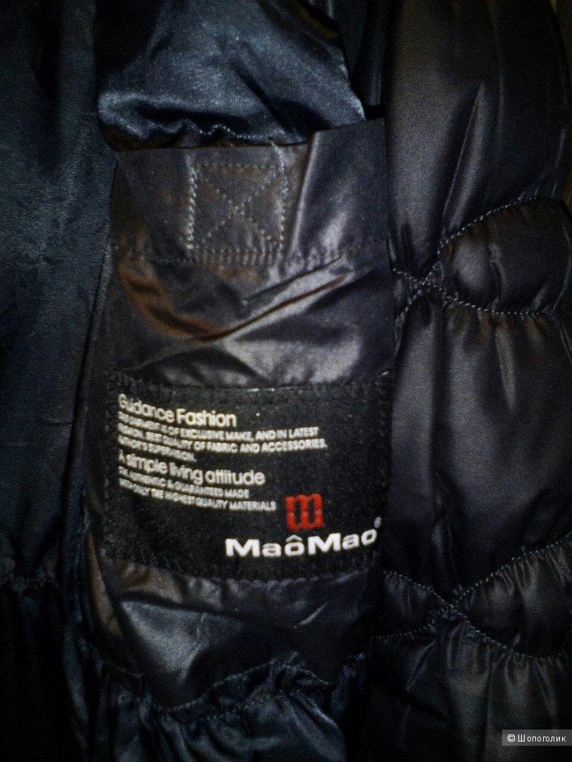 Пуховик на девушку MaоМао, 40-42 размер