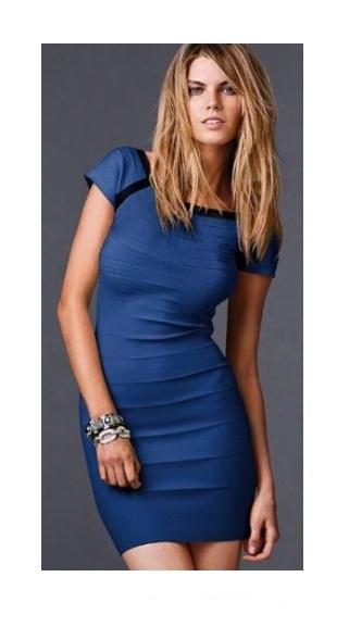Бандажное платье Victoria's Secret, размер S