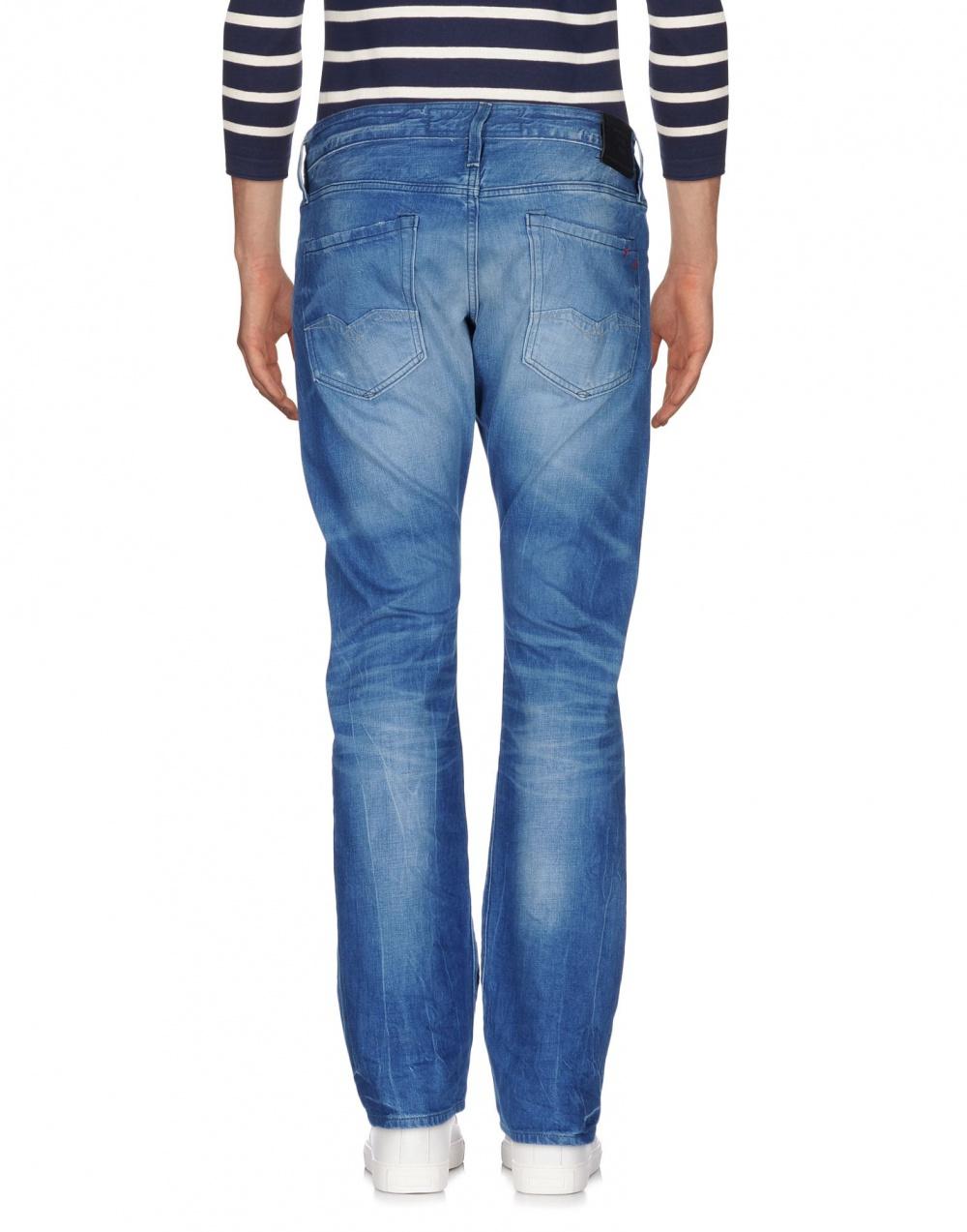 Мужские джинсы REPLAY, 29W-34L (Размер Джинсов).