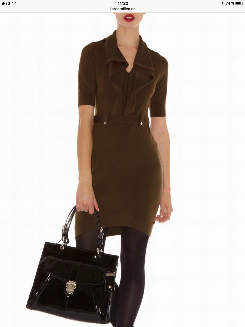 Трикотажное платье Karen Millen, 44-46 (М)