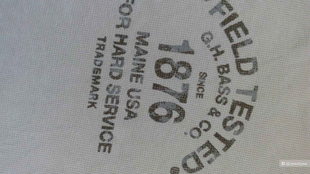 Лонгслив G.H.BASS & CO, размер L