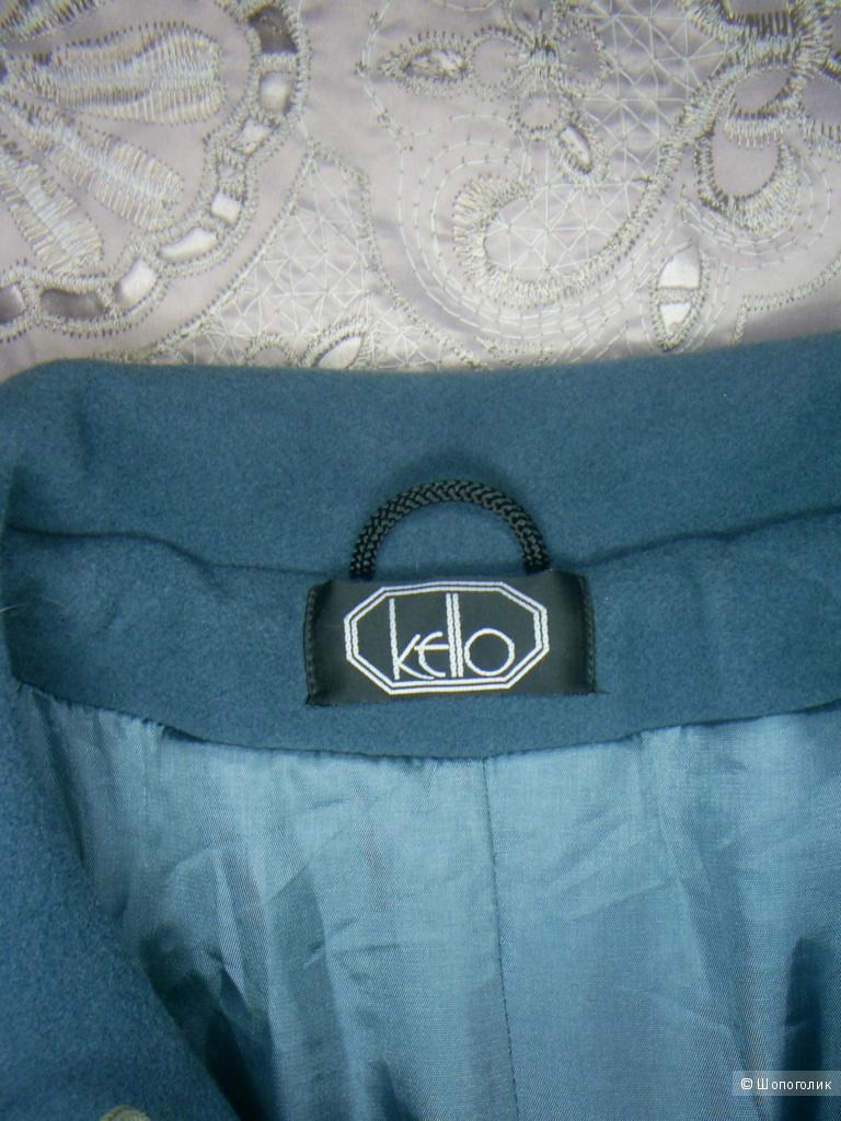 Шерстяное пальто от Kello  р 12 евр на 46-48-50 рус.