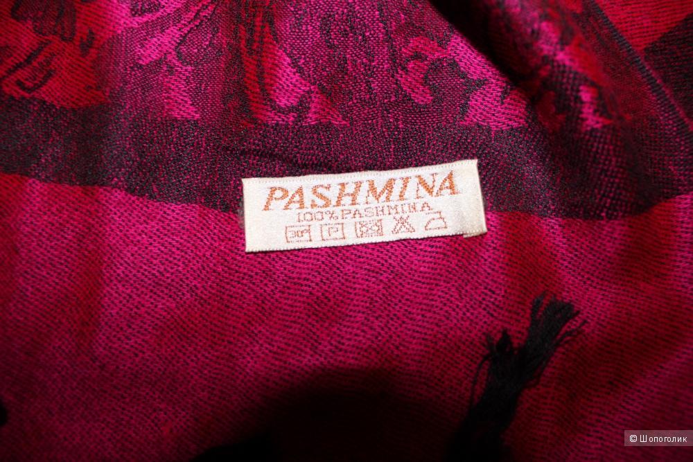 Палантин PASHMINA, размер 70Х200