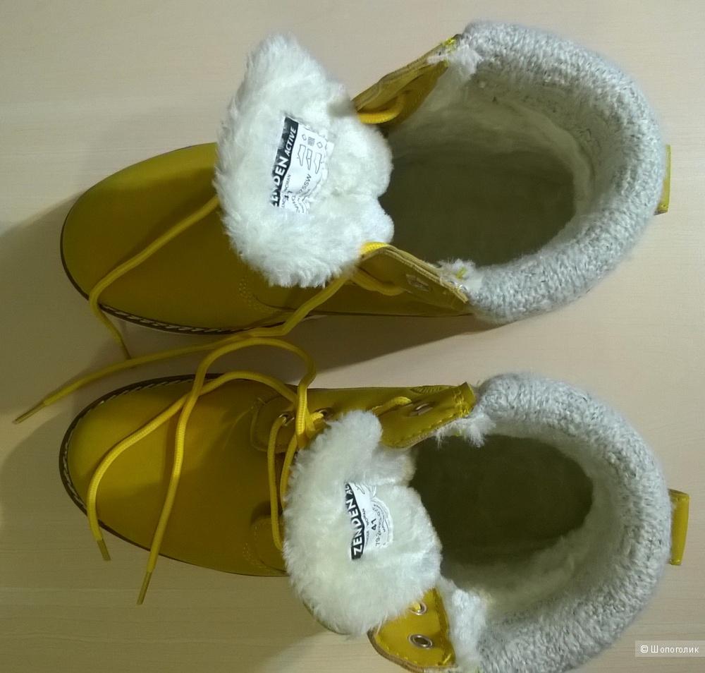 Ботинки зимние Zenden Active 41 размер