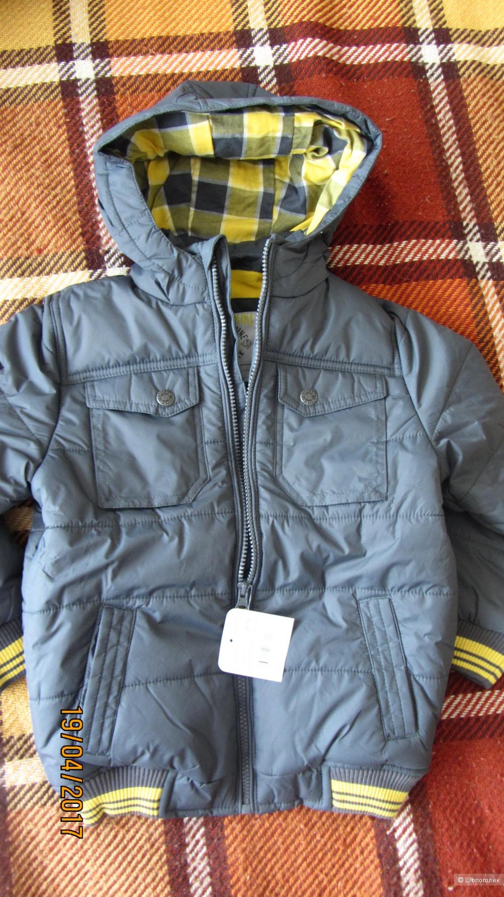 Куртка для мальчика LCWaikiki (4-5 лет) новая