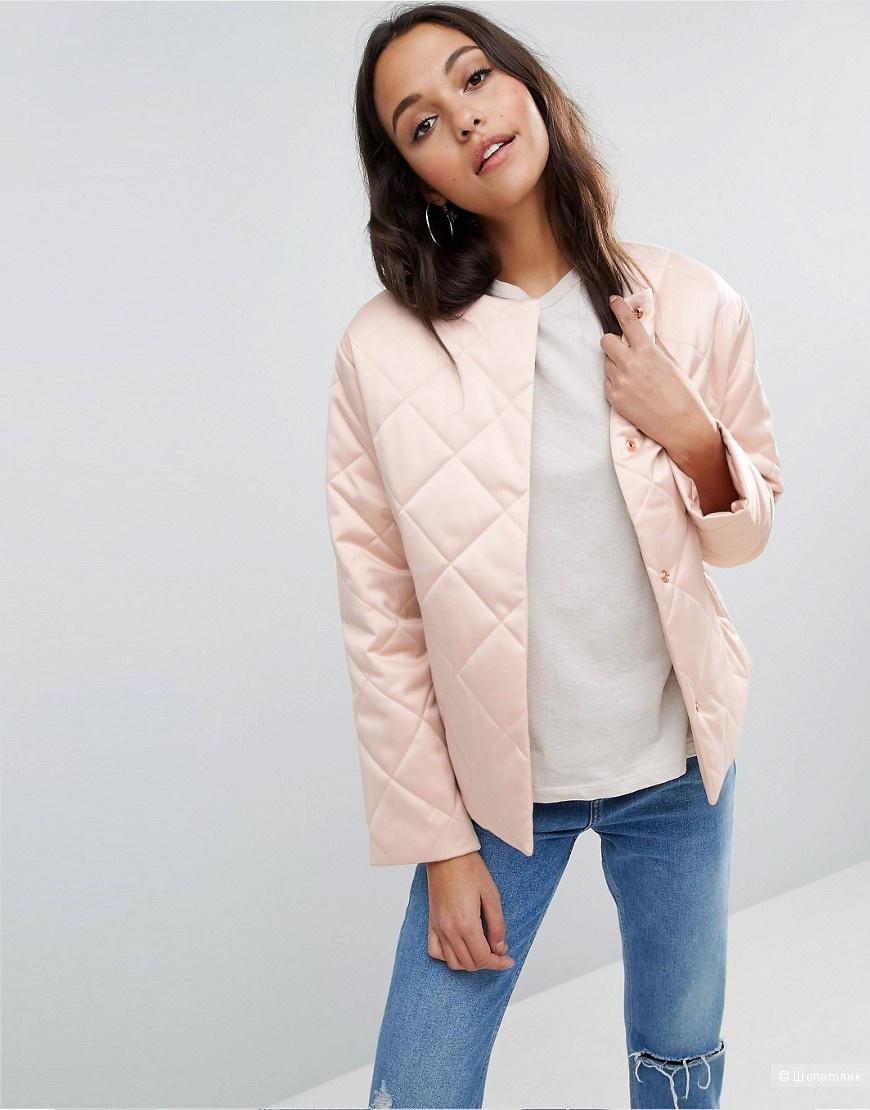 Стёганная куртка ASOS , 8 uk