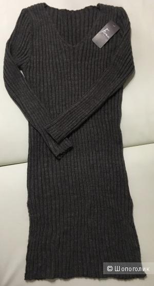 Платье Forza с разрезами, oversize