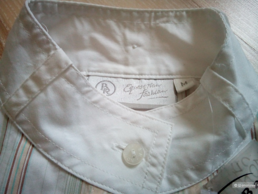 Блузка рубашка без рукава 44-46 новая