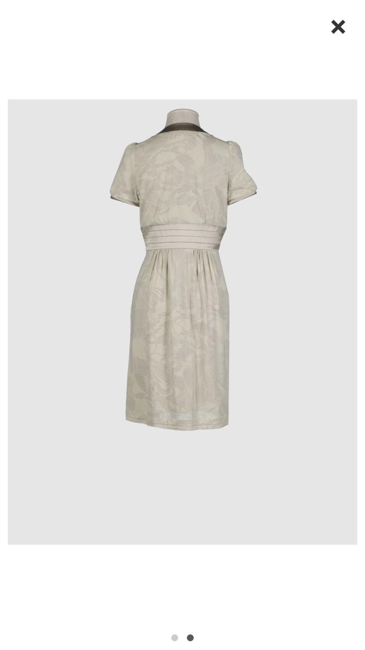 Шелковое платье от Jasmine di Milo размер 40eur
