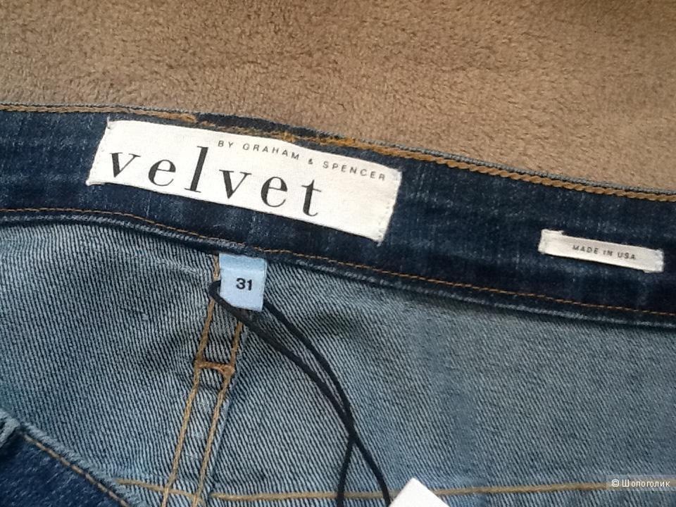 Джинсы Velvet 31 размер