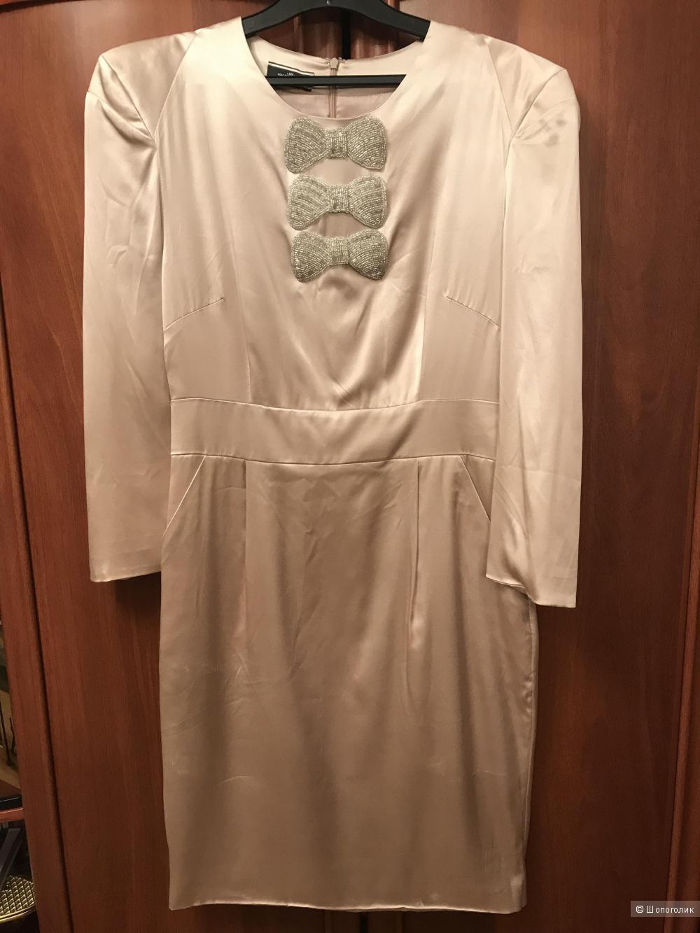Шелковое платье от by Malene Birger размер 38DK