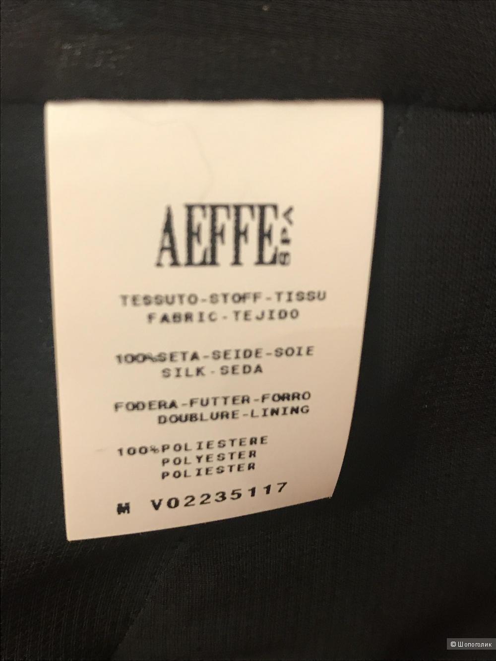 Шелковый топ от Alberta Ferretti размер 42it