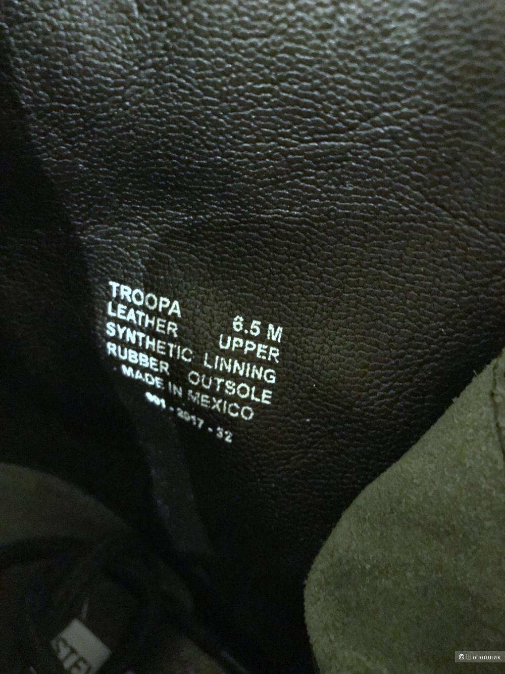 Ботинки женские Steve Madden Troopa , 37 размер