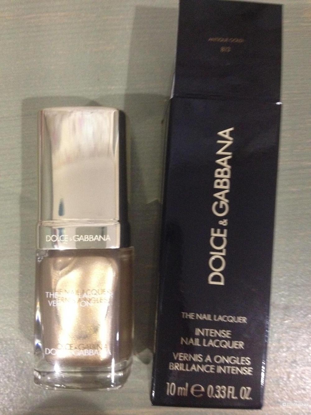 Лак для ногтей Dolce Gabbana