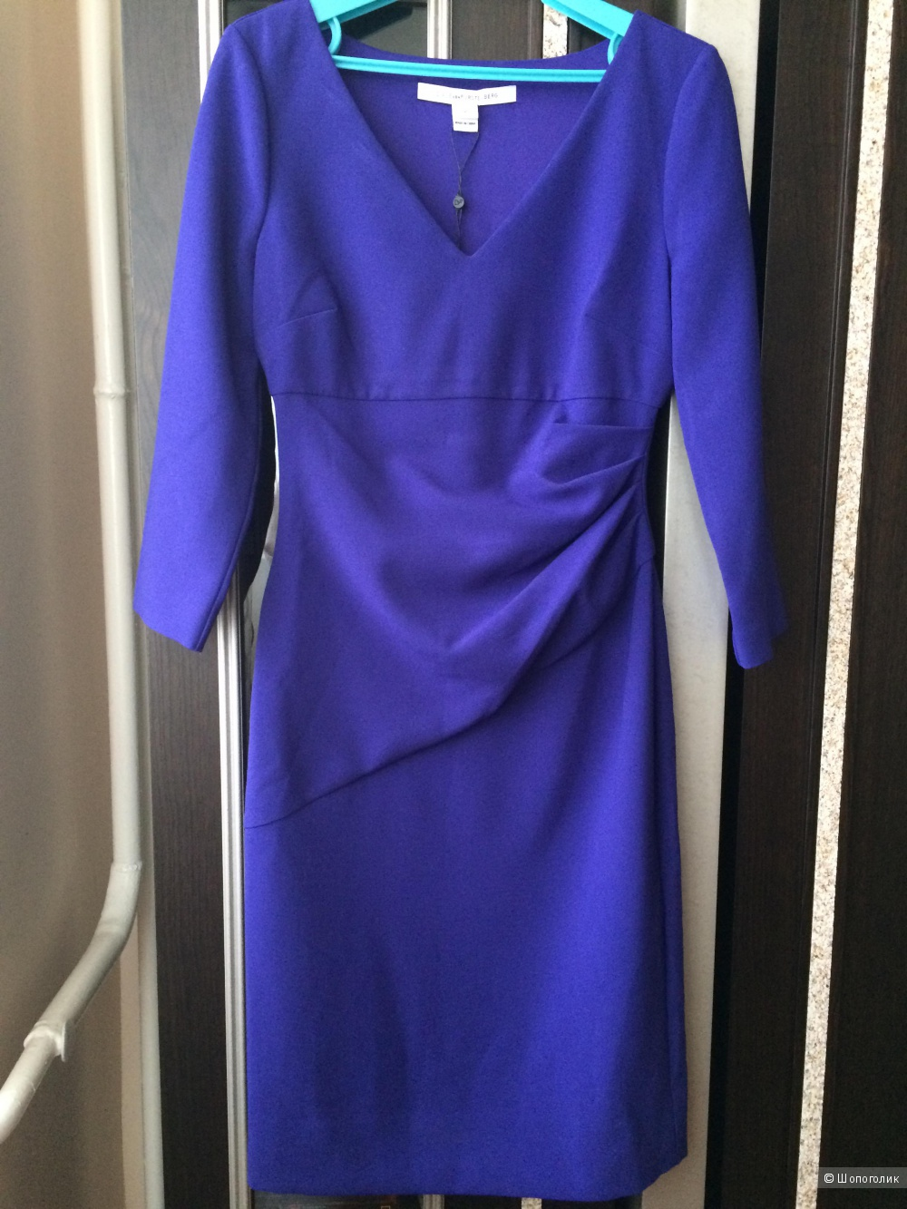Платье Diane Von Furstenberg 2US