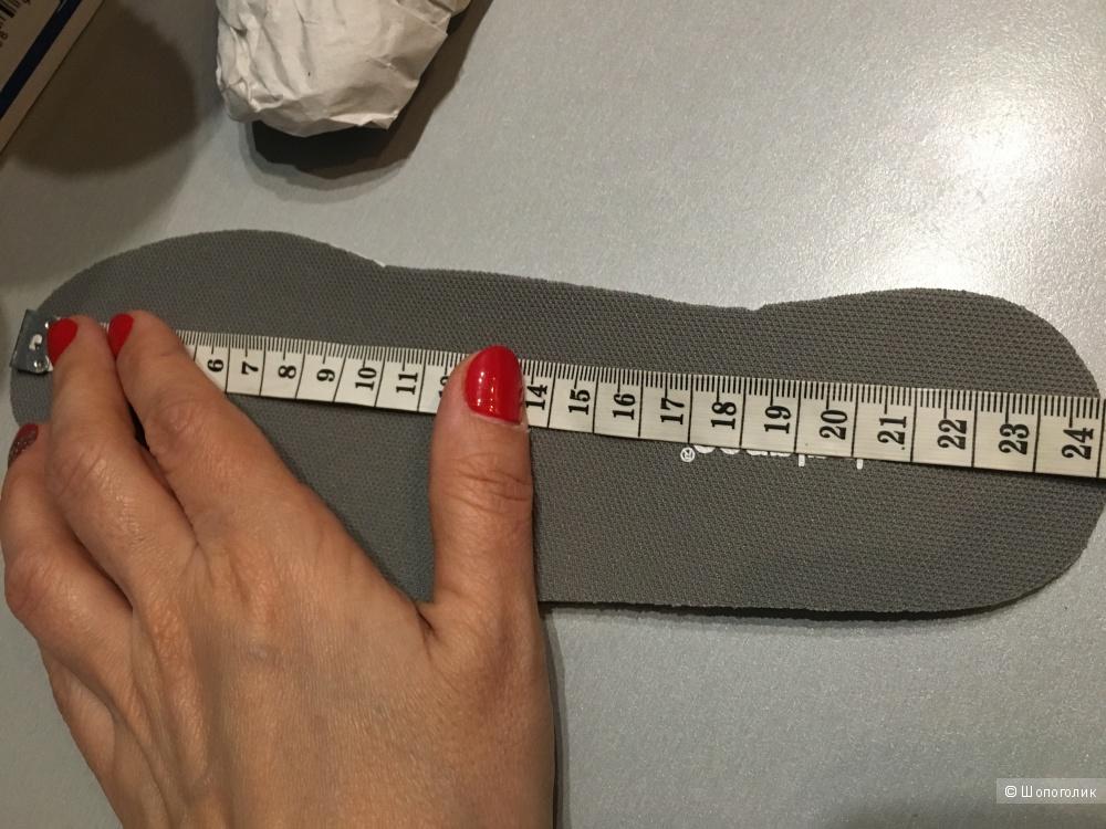 Кроссовки NEW BALANCE, 38 (Евр. р.) диз.: 5.5 (US). По стельке 24 см
