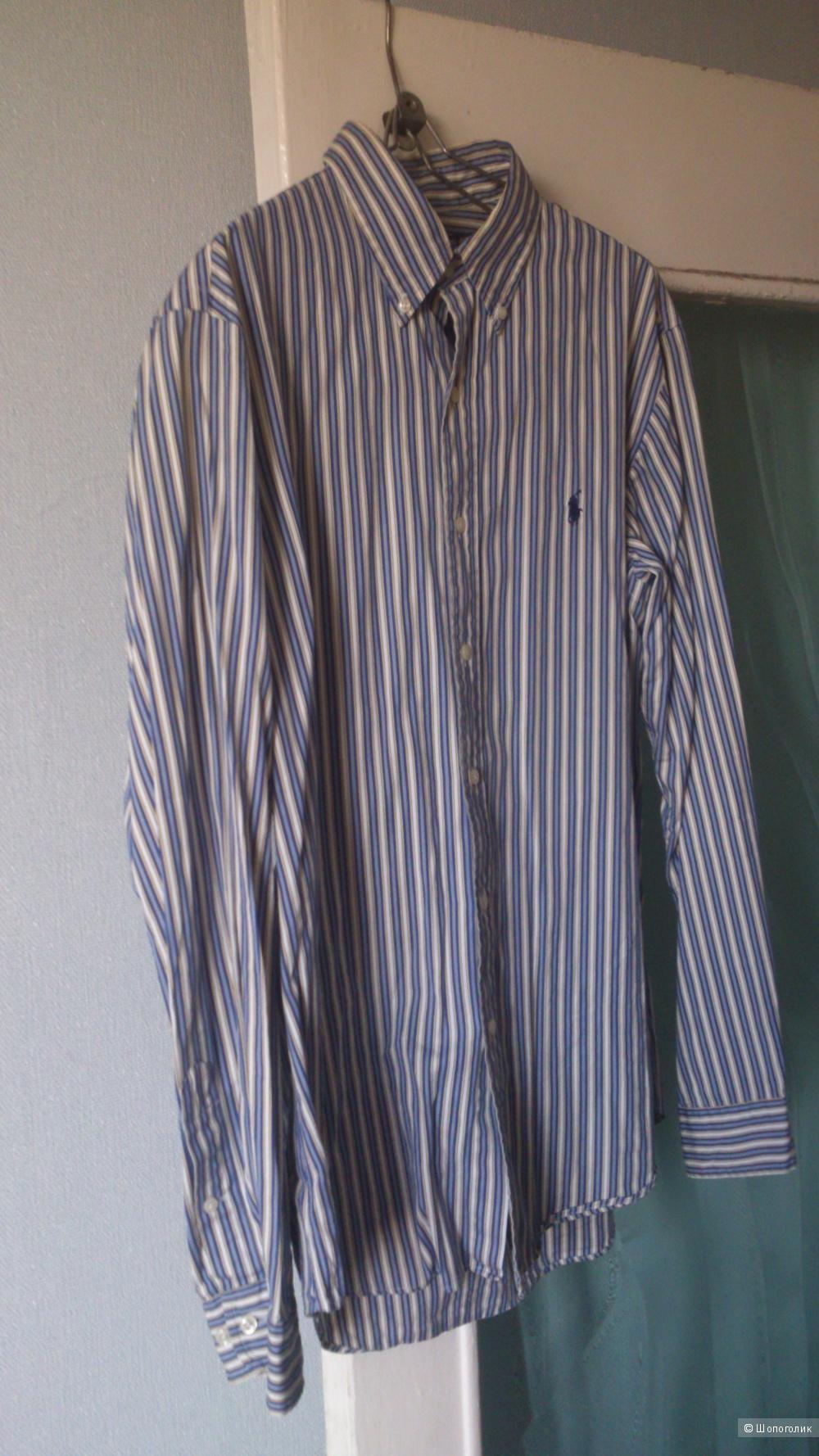 Рубашка мужская  Polo by Ralph Lauren  L
