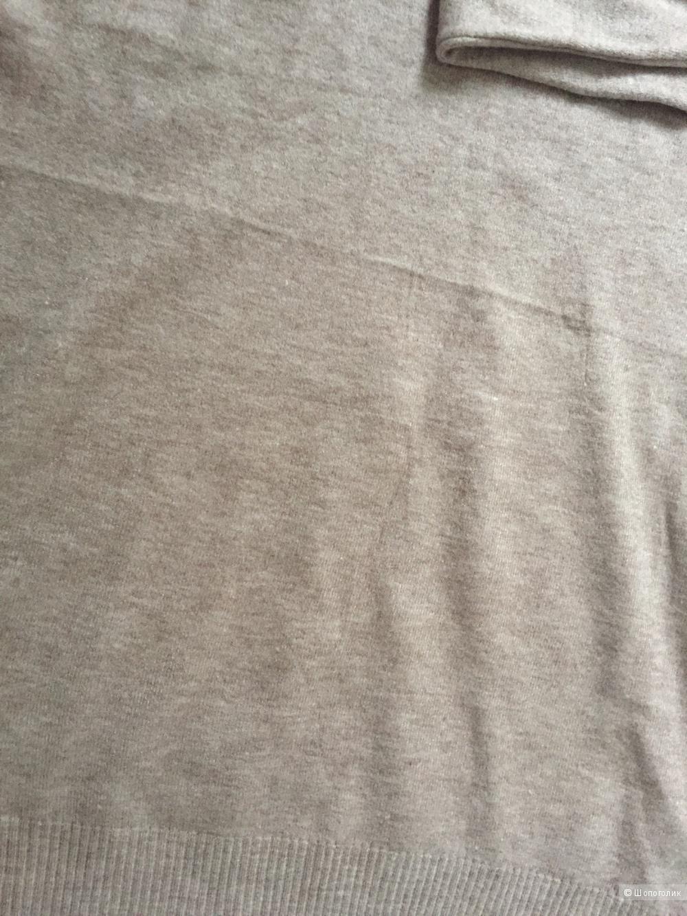 Комплект  новые джинсы hm, размер 36 и свитер no name оверсайз
