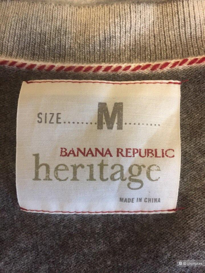 Мужской пуловер Banana Republic размер М
