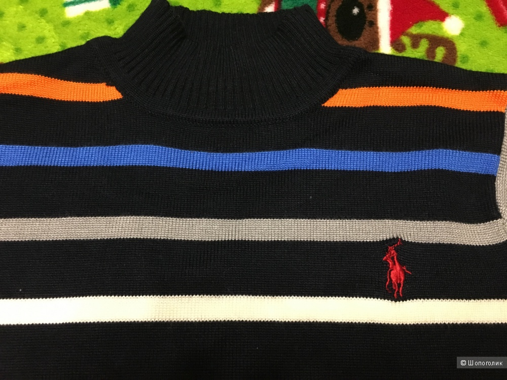 Детский свитерок Polo Ralph Lauren, размер на 4-6 лет