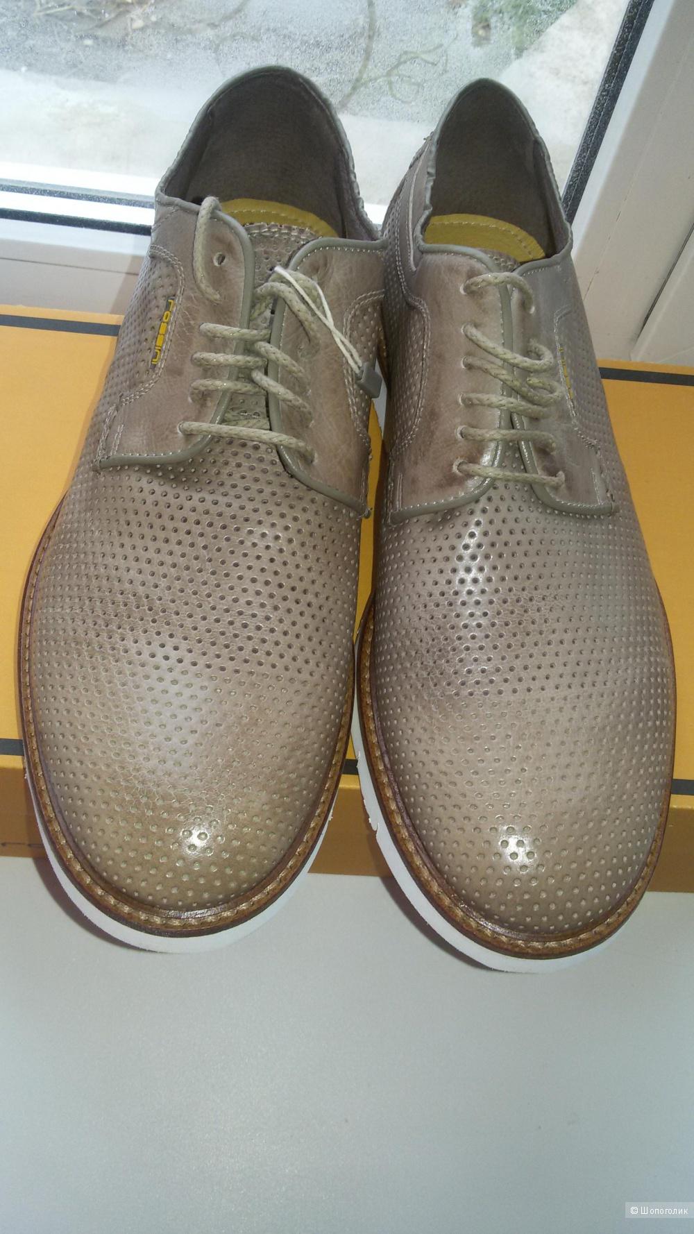 Мужские ботинки Rossini р. 44 (29,5 см)