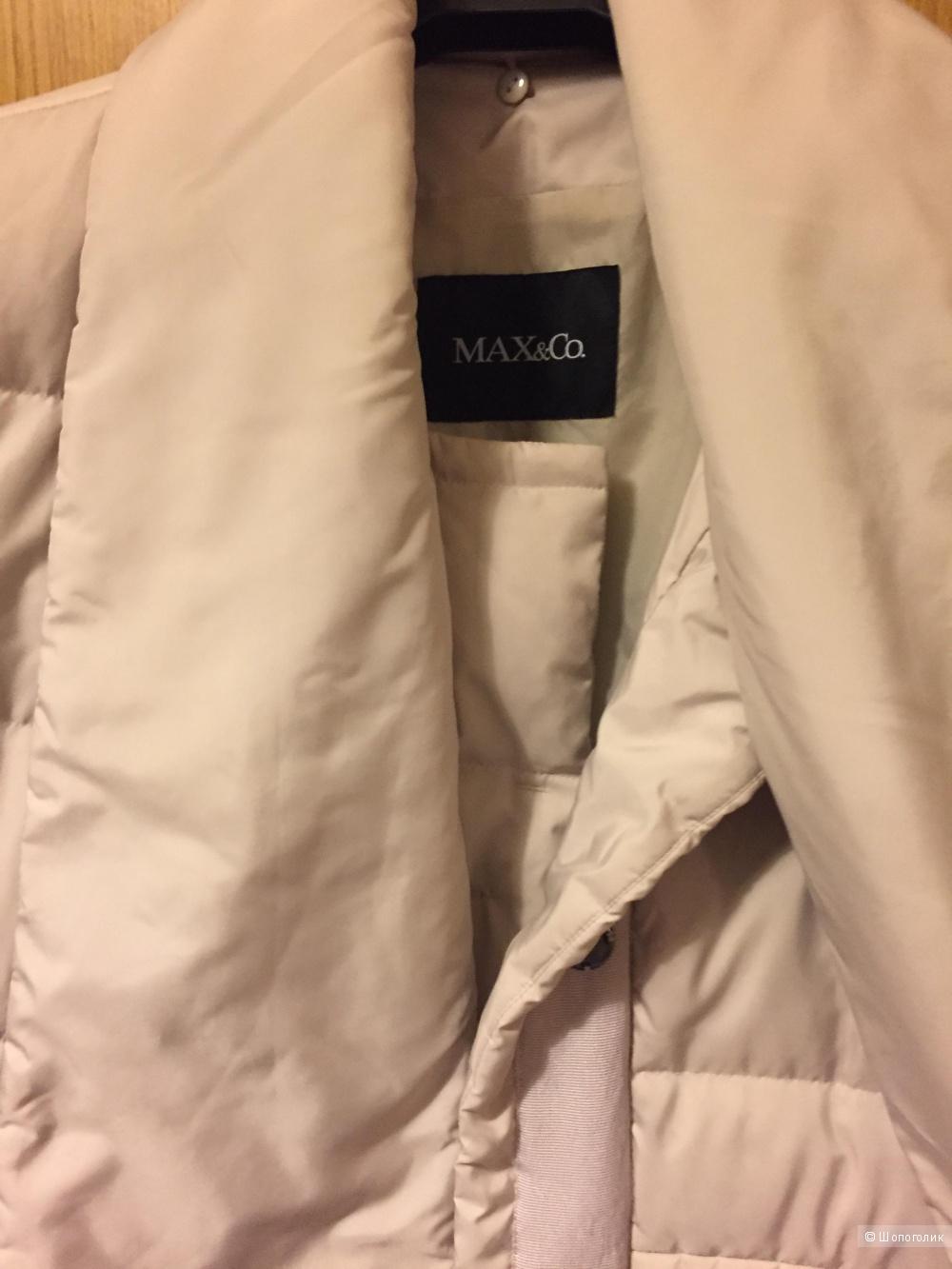 Пуховик Max and Co, размер 44-46