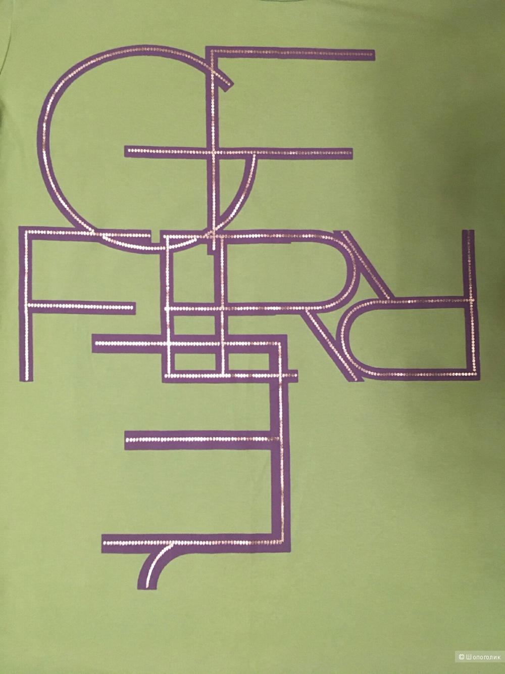 Футболка GF ferre. Размер L.