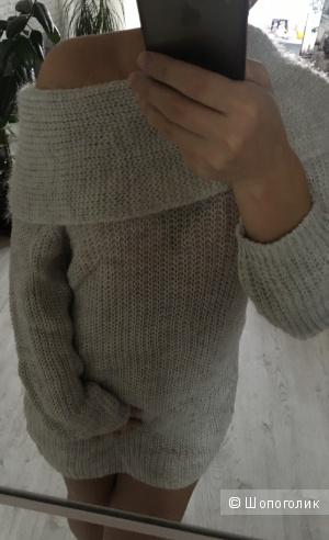Платье туника Italy Melange, oversize