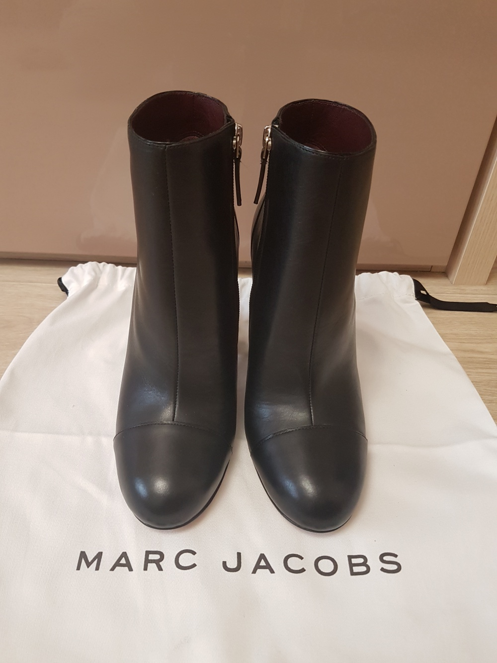 Сапожки (ботильоны) Marc Jacobs, размер 39