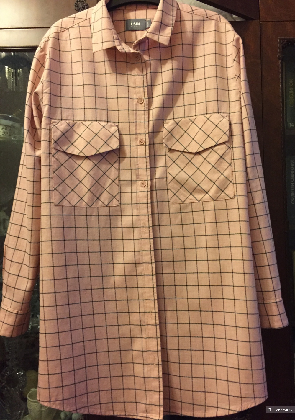 Рубашка I am studio, размер М