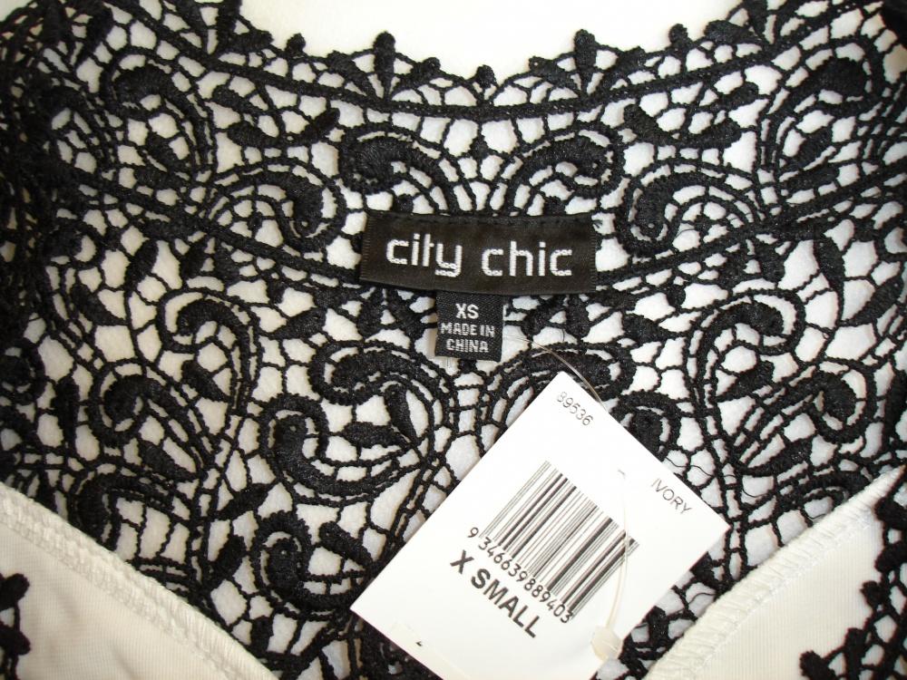 Топ City Chic, размер US 14 (L)