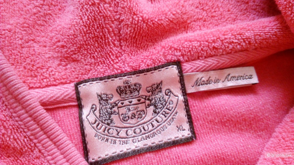 Олимпийка Juicy Couture, размер 46-48