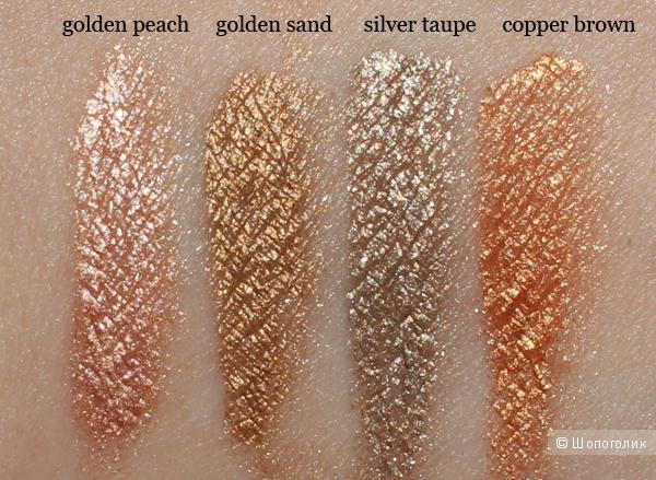Водостойкие кремовые тени для век CLARINS Ombre Waterproof ТОН 01 golden peach НОВЫЕ