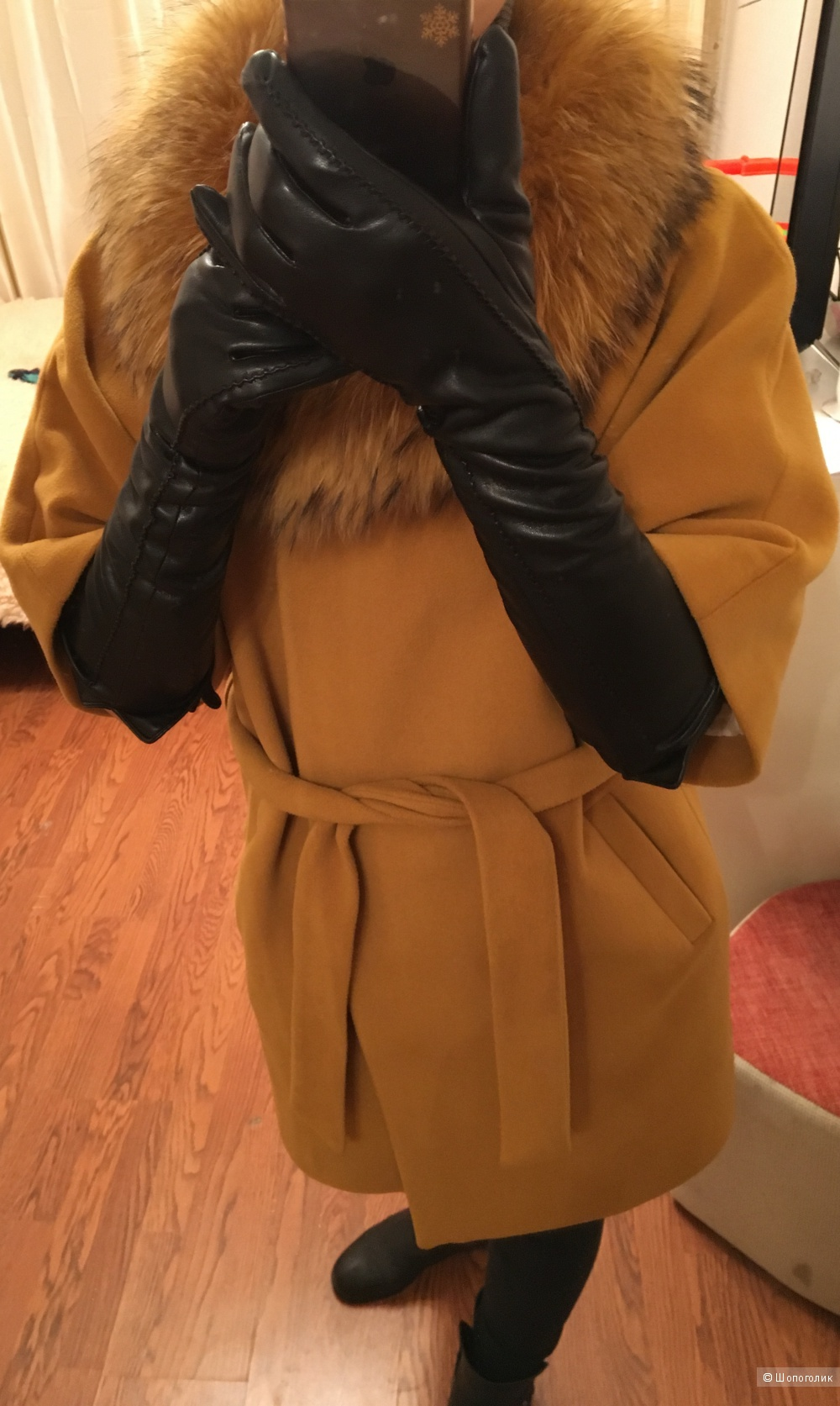 Пальто Club Donna Fashion, one size