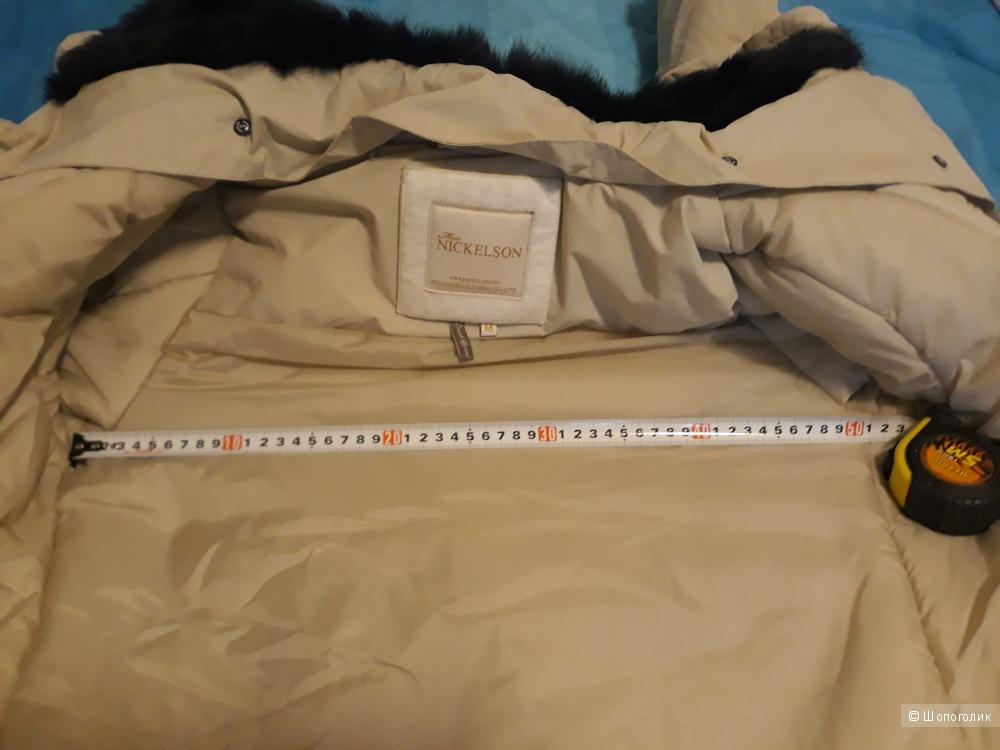 Куртка - парка NICKELSON (Нидерланды)44 - 46 размер( М)