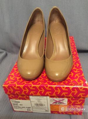 Туфли лаковые Tory Burch размер 6,5 американский