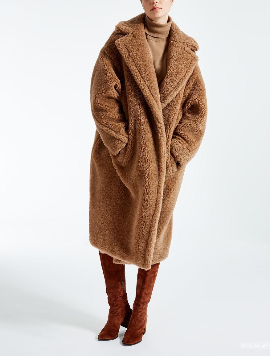 d2f0676766b1 Пальто Max Mara, размер S-M, в магазине Другой магазин — на Шопоголик
