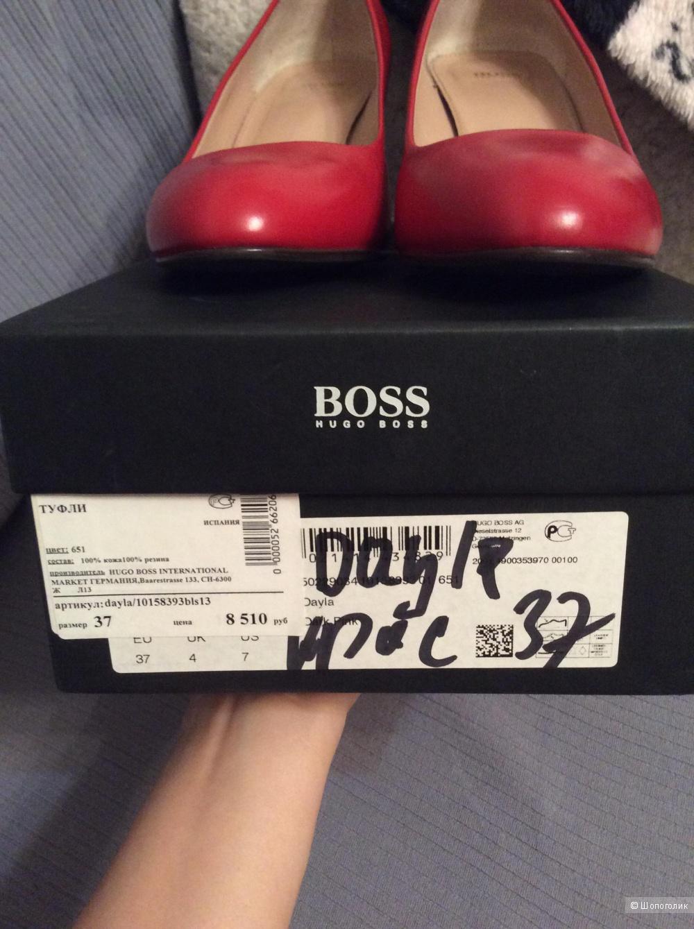 Туфли Boss Hugo Boss 37 размер