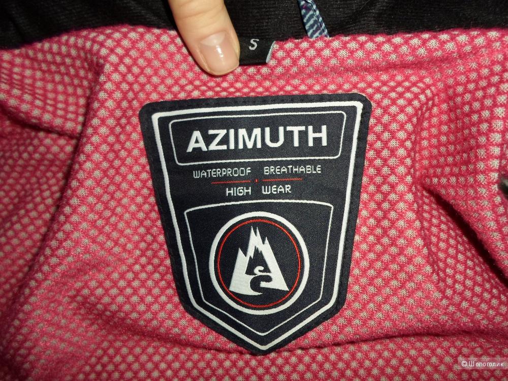 Женская зимняя горнолыжная куртка Azimut, размер S