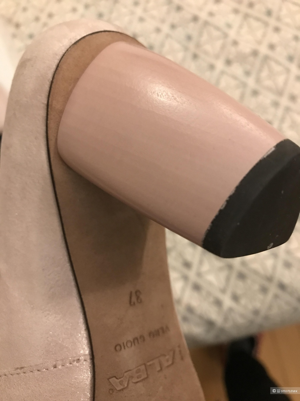 Туфли Alba, 37 размер