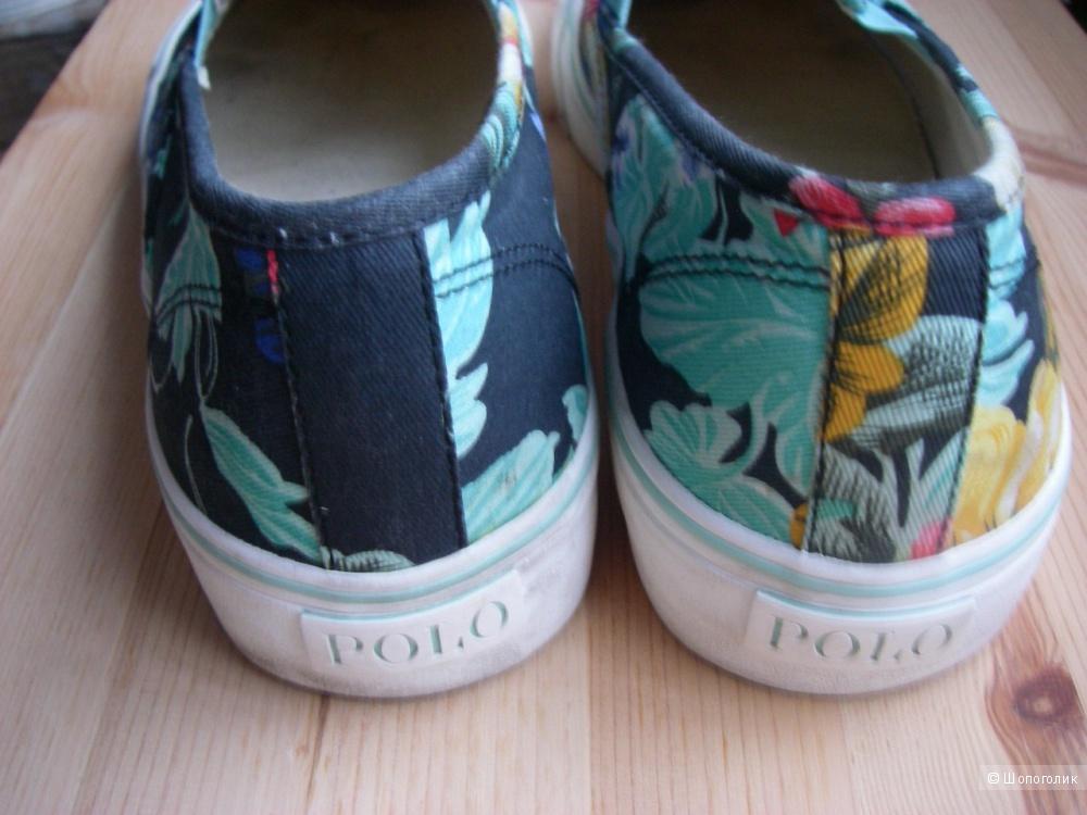 Кеды женские, Polo Ralph Lauren, размер 41
