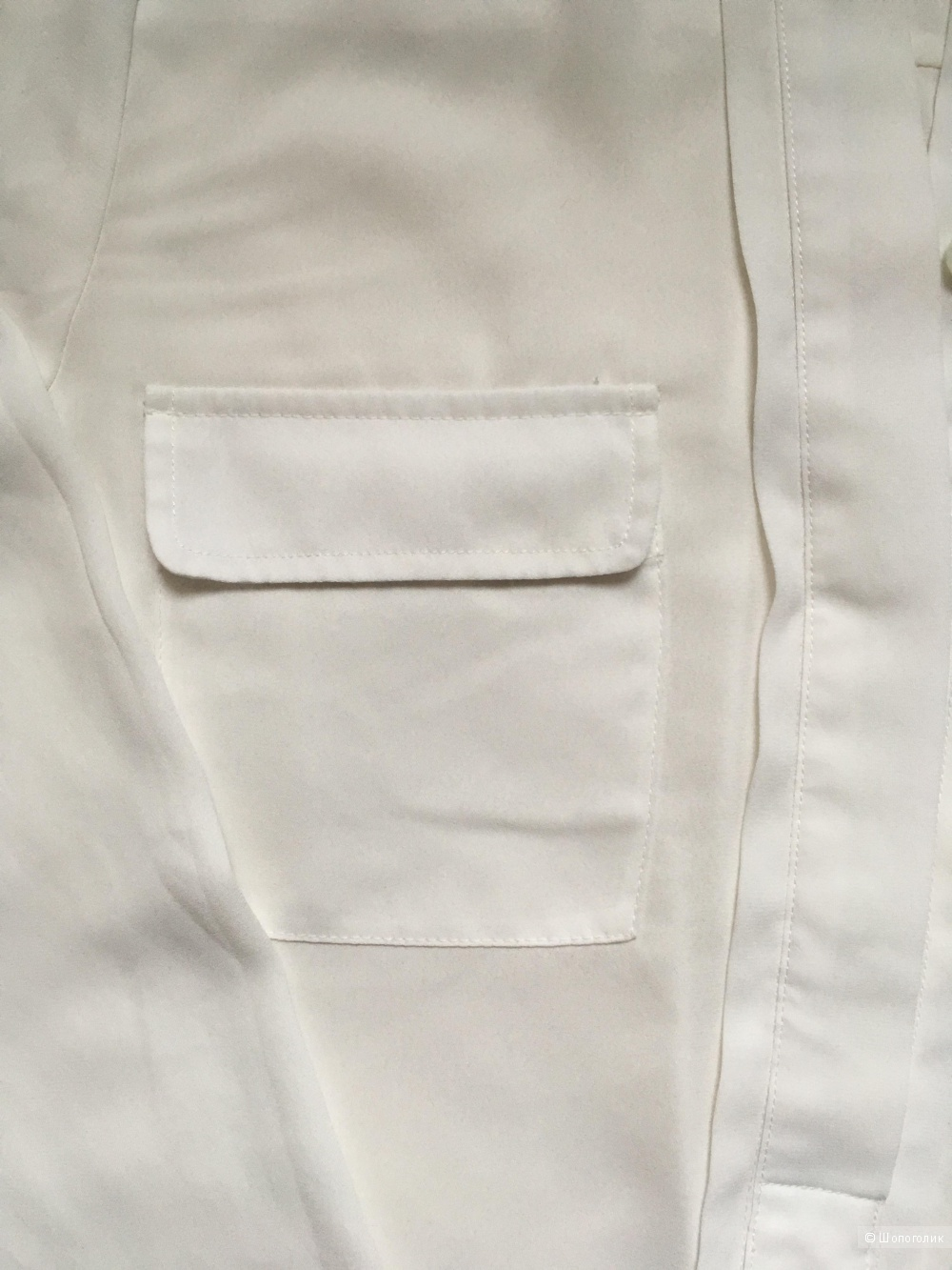 Asos рубашка размер S-M
