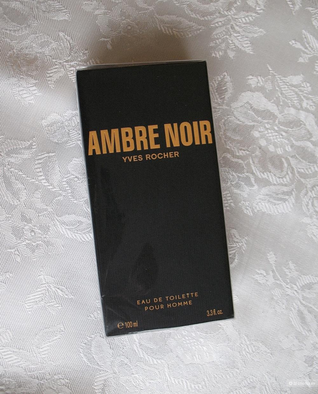 Туалетная вода Ambre Noir от Ив Роше, 100 мл