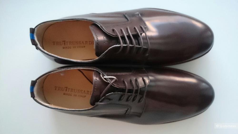 Ботинки Tru Trussardi, размер 43