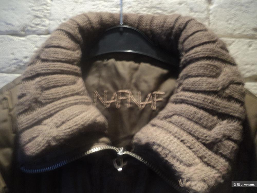 Пуховик женский, NAF NAF, 42-44 размер