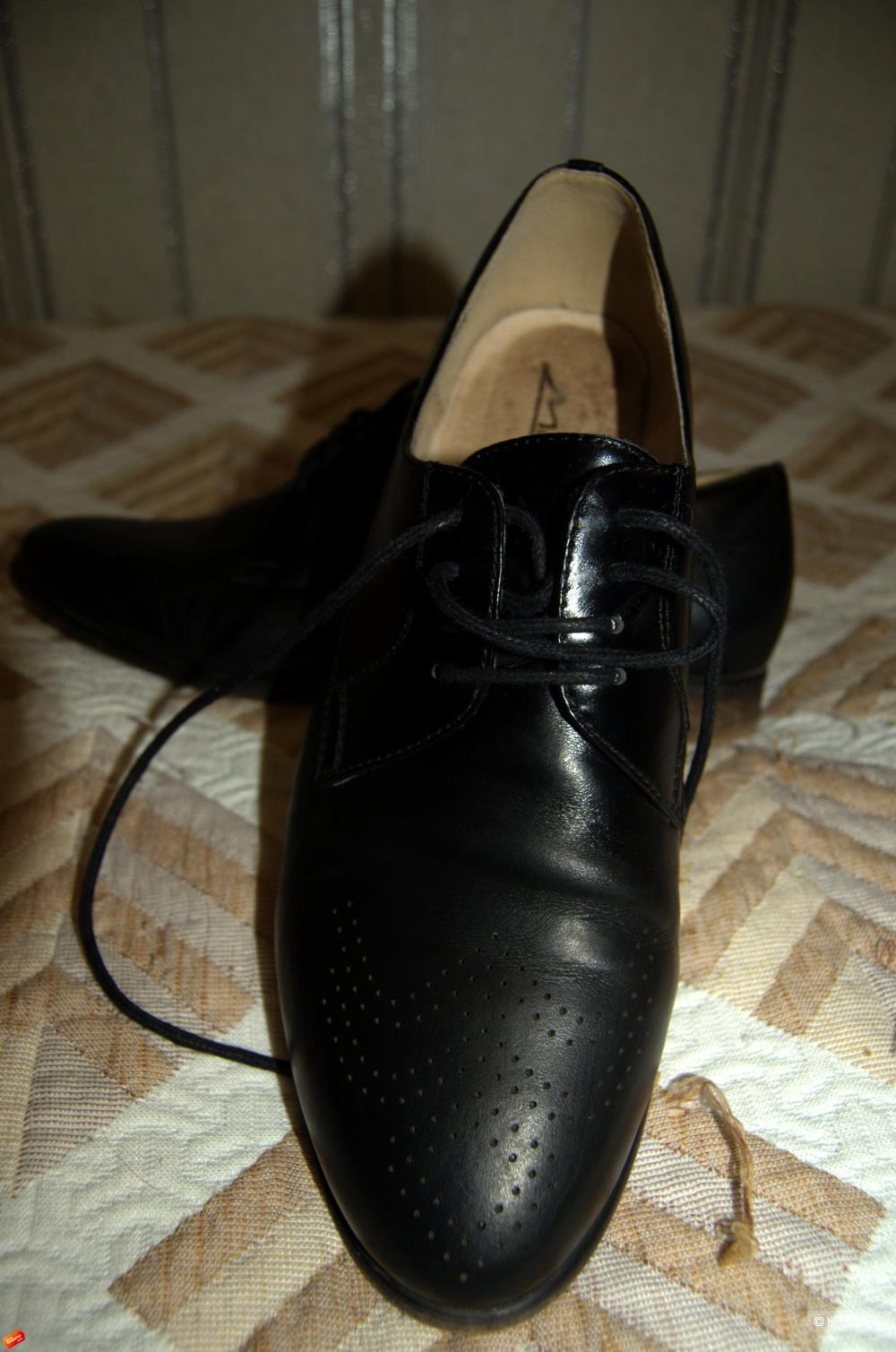 Женские туфли-ботинки. 40 размер. Марко. Беларусь.